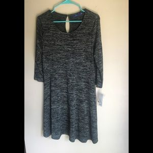 NWT fit and flare Apt 9 dress